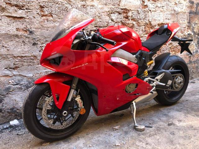 Ducati. 1 200куб. см., исправен, без птс, с пробегом