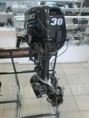 Мотор лодочный Suzuki DT30S JET с водомётной насадкой