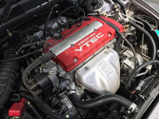 Двигатель в сборе. Honda Torneo Honda Accord, CF5, CF3, CG9, CG7, CF8, CL3, CG3, CL4, CH1, CL1, CH5, CH8, CF6, CG1, CH6, CG2, CH9, CF7, CG5, CH2, CL2...