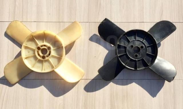 Вентилятор охлаждения радиатора. Лада: 2104, 2105, 2106, 2107, 2101, 2102, 2103 ИЖ 2126 Ода