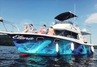 Аренда яхты, катера 34 футов ,12 метров