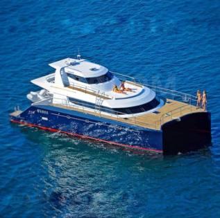 Аренда VIP катамарана (яхты, катера) Gross