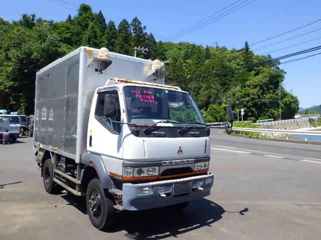 Mitsubishi Fuso Canter. Ремонтная мастерская MMC Canter, 4 600куб. см., 3 000кг., 4x4