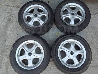 Колёса Nissan Serena С25 195/65R15 4*100/4*114.3/5*100