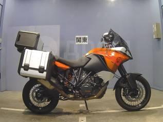 KTM 1190 Adventure, 2015