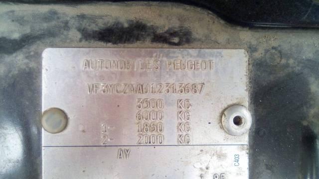 Peugeot Boxer. Продается фургон Пежо Боксер, 2 200куб. см., 1 200кг., 4x2