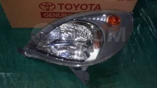 Фара левая Toyota Funcargo NCP20 (новый оригинал) 52-024