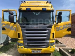 Scania R420CB, 2012