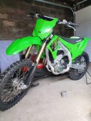 Kawasaki KX 450F, 2020
