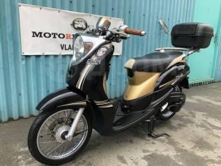 Yamaha Fino 115, 2011