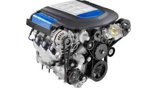 Контрактный двигатель Chevrolet Tahoe Gmt900