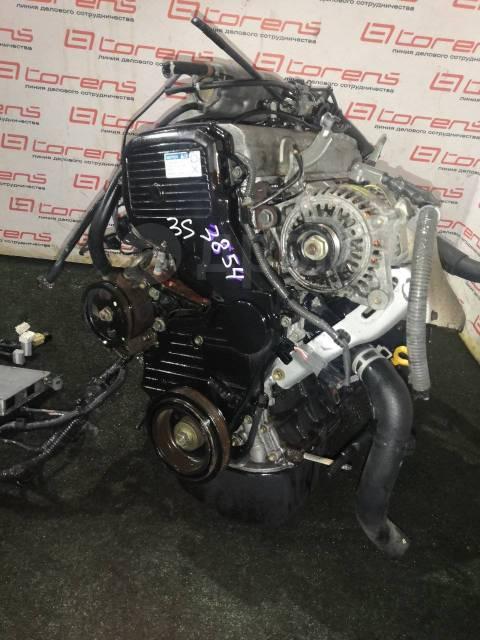 Двигатель в сборе. Toyota: Vista, Carina, Caldina, Ipsum, Camry 3SFE