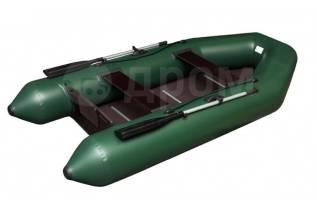 Лодка Skiff-290KS киль + слань моторно-гребная (SibRiver)