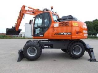 Doosan DX160 W, 2021