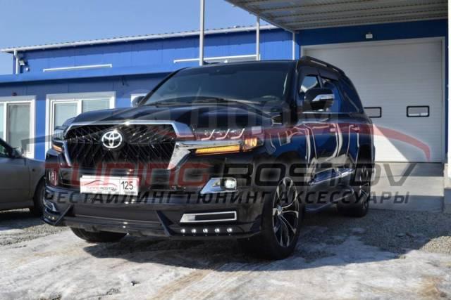 Кузовной комплект. Toyota Land Cruiser, GRJ200, URJ200, URJ202, URJ202W, UZJ200, UZJ200W, VDJ200, J200. Под заказ