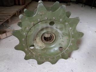 Ведущее колесо ГТСМ