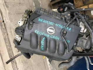 Двигатель Nissan KG11 MR20DE