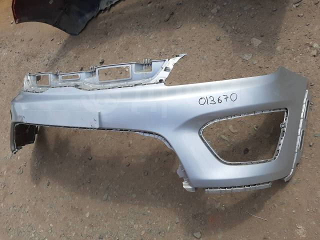 Бампер. Kia Rio Kia Rio X-Line G4FG, G4LC