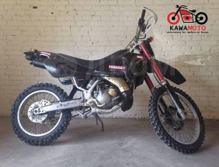 Yamaha DT200WR, 1998