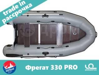 Лодка ПВХ Фрегат 330 Pro