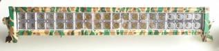Фара-люстра светодиодная универсальная CH028-120W 40 диодов Cree