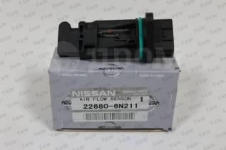 Датчик расхода воздуха Nissan 22680-6N211