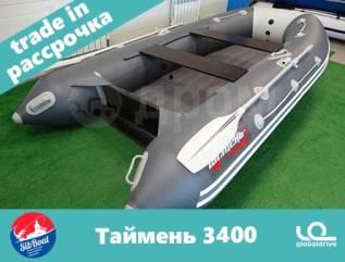 Лодка пвх Таймень 3400