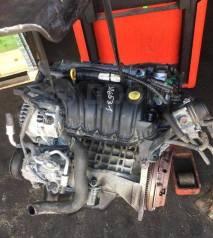 Двигатель 3ZZ-FE 1.6л Toyota