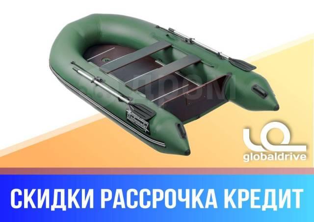 Лодка ПВХ Андромеда 325 К. 2020 год, длина 3,25м., двигатель подвесной, бензин