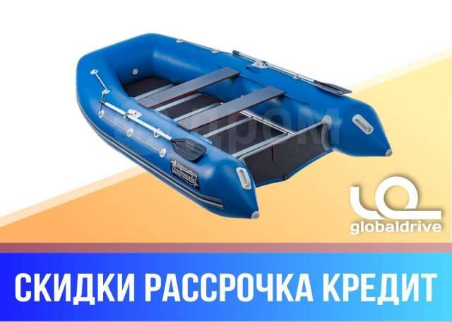 Лодка ПВХ Андромеда 365 К. 2020 год, длина 3,65м., двигатель подвесной, бензин