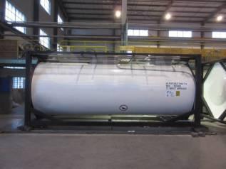 Танк-контейнер T14 новый 17,5 м3 с пароподогревом и термоизоляцией