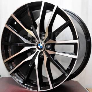 Новые, красивые, штатные, литые диски на 20 с отв. 5х120 на BMW X5 X6