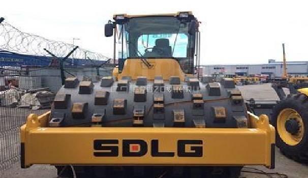 SDLG RS7120. Каток грунтовый