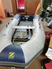 Продам лодку надувную zodiak