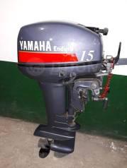 Продам лодочный мотор ямаха 15 2хтактный в хорошем состоянии