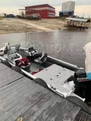 Лодка моторная North Silver Pro 520 m fish