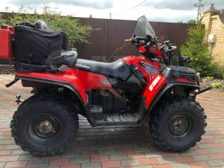 Polaris Sportsman 500, 2011