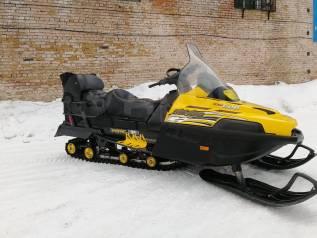BRP Ski-Doo Skandic, 2008