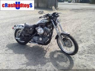 Harley-Davidson Sportster 883 Custom XL883C 30958, 2003