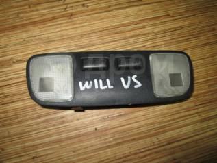 Плафон освещения салона Toyota Will VS