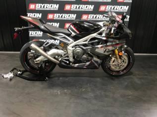 Triumph Daytona Moto2 765, 2020