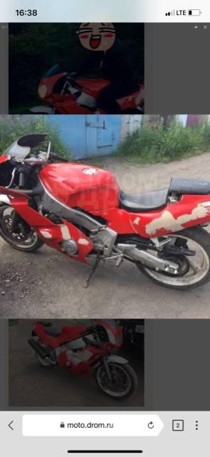 Yamaha FZR 400. 400куб. см., неисправен, без птс