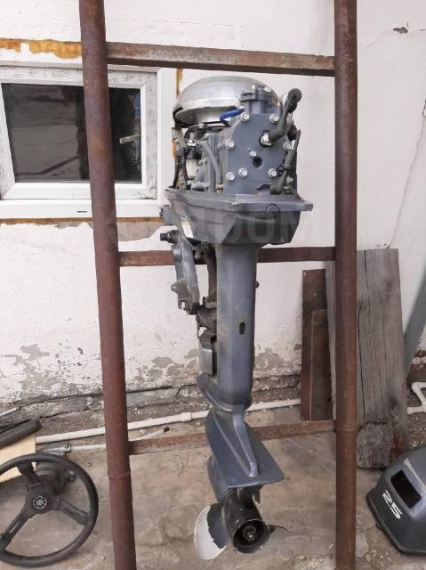 Yamaha. 25,00л.с., 2-тактный, бензиновый, нога S (381 мм), 2012 год
