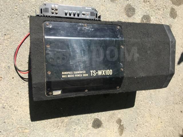 Сабвуфер Pioneer TS-WX 100 с усилителем Mystery
