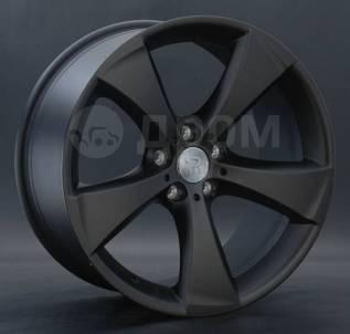 Диски R21 B74 BMW 259 Стиль Черные матовые