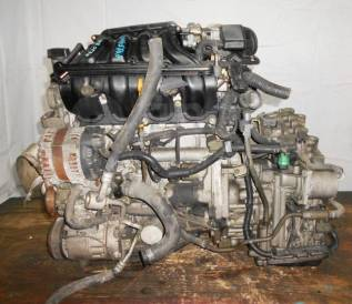 Двигатель. Контрактный. Установка