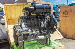 Продается Двигатель WP6G125E22 для Фронтального погрузчика LW300FN