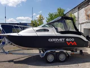 Продам катер Корвет 600WA