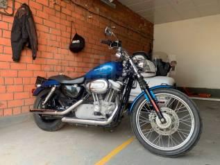 Harley-Davidson Sportster 883, 2006