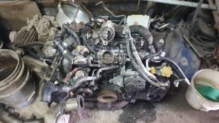 Двигатель ej20 в разбор
